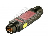 7 PIN CABLE TESTER TRAILER PART